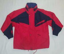 Venturi by SCHOFFEL GORE-TEX Rain Snow Wind Winter Coat Jacket Red Navy Size 44