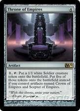 THRONE OF EMPIRES M12 Magic 2012 MTG Artifact RARE