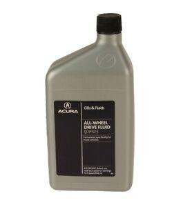🔥Genuine OEM Dual Pump Fluid Differential Oil All Wheel Drive For Acura Honda🔥
