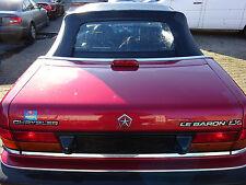Chrysler Le Baron Cabriolet 3.0 V6 Heckklappe Kofferraumklappe - OHNE ANBAUTEILE