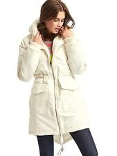 GAP PrimaLoft® luxe parka  jacket coat, NWT SZ XL, Snow cap