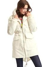 GAP PrimaLoft® luxe parka  jacket coat, NWT SZ XL, Snow cap
