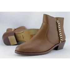 Botas de mujer botines Coach color principal marrón