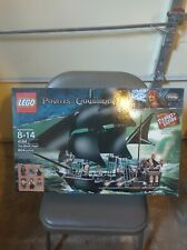 Lego Pirates of the Caribbean The Black Pearl 4184 New Sealed