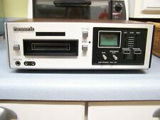 Panasonic RS-805US Stereo 8 Track Tape Deck (FOR PARTS OR REPAIR)