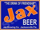 """Jax Beer Metal Sign 9"""" x 12"""" or 12"""" x 16"""""""