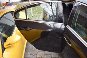 Opel Insignia A Schrägheck Limousine Tür hinten rechts schwarz komplett