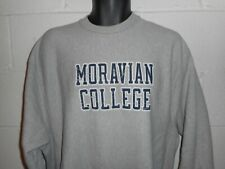 Vintage 90s Champion Moravian College Sweatshirt Large