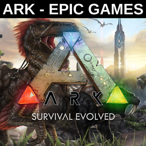 ARK: SURVIVAL EVOLVED [PC] (EPIC GAMES)  [ INCLUDE +5 GAMES ] Fast Delivery 🚚
