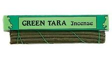 LOVELY GREEN TARA TIBETAN INCENSE FOR MEDITATION,MASSAGE, PUJA AND PURIFICATION