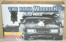 Mad Max The Road Warrior Interceptor L/E 1/24 scale Model Kit Aoshima NIB Rare