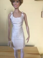 Dress For Franklin Mint Princess Diana Doll