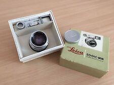 LEICA M SUMMICRON 50mm F2.0 DR(Dual Range) mit Brille und OVP