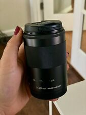 Canon EF-M 55-200mm f/4.5-6.3 IS STM Lens (Near Mint) #673206000596