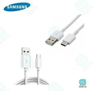 Orginal USB typ C Ladekabel Ladegerät für Samsung Galaxy S8 + S9 + S10 Plus Note