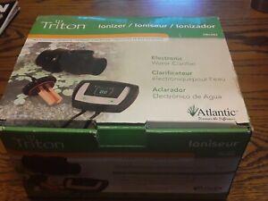Atlantic Triton  Ionizer Trion 2 Water Clarifier New In Box