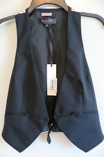 NWT Paul Smith Black Label Woven British Cloth Waistcoat Vest Size 40 MSRP $333