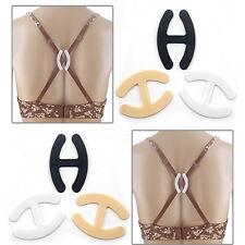 10pcs sous-vêtements accessoires soutien-gorge Invisible boucle Fashion sangle