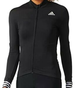Adidas Adistar Womens Long Sleeve Cycling Jersey Top, Brand New Tags, RRP £130