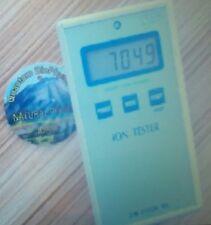 2-Quantum BioPhysics(R) Smart Meter 7k neg ion Disc EMF Protector/Nutralizer