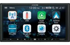 Alpine iLX-W650 Digital Audio Media Receiver w/ Apple CarPlay & Android Auto