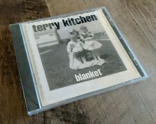 Terry Kitchen CD BRAND NEW & SEALED - Blanket - 1997