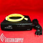 ARRIS TM1602A Docsis 3.0 Telephony VoIP Cable Modem for Optimum Cablevision