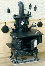 Miniature Dollhouse Chrysnbon Cook Stove Kit F-250  1:12 Scale New