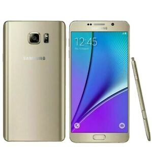 Samsung Galaxy Note 5 N920P - 32GB - Sprint Unlocked Smartphone