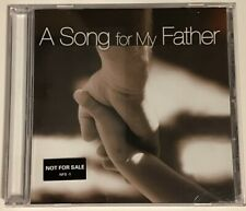 Various Artists - A Song For My Father CD NEW Promo copy