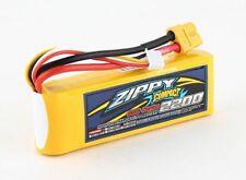 RC ZIPPY Compact 2200mAh 3s 60c Lipo Pack