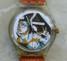 SWATCH AUTOMATIC CONVERSION - KIKI PICASSO