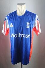 England Cricket adidas Trikot Shirt Jersey waitrose 2015 Gr. D 8 US L  F 192