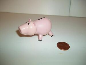Disney Toy Story Hamm Pig Figure, 2.5 Inches, See Others & Combine Postage, PVC