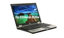 HP EliteBook 8530w, 15.4-inch, 500 GB HD, 4 Gb Ram,  64 bit, Windows
