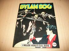 DYLAN DOG PRIMA SERIE ORIGINALE: N. 78 I KILLER VENUTI DAL BUIO.BONELLI MARZO'93