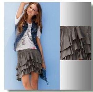 Brand new Victoria's Secret Women's Silk tiered skirt small size S
