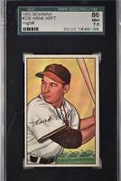 1952 Bowman #229 Hank Arft SGC 7.5