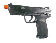 KWA HK Heckler & Koch HK 45 Green Gas Airsoft Pistol Black New