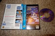 Star Wars Chess (Sega CD, 1994) CompleteSoftware Toolworks