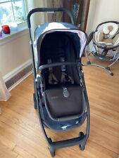 Uppababy Cruz Standard Single Seat Stroller, 2nd Frame, Travel Bag (Only 6M Old)