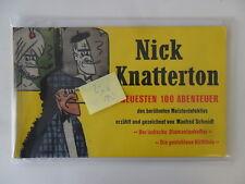 Südverlag - Nick Knatterton - 1. Auflage 1953 - Zustand: 2-