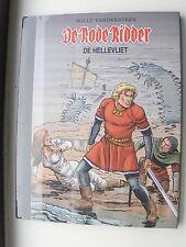 luxe editie De rode ridder nr 243  EERSTE Druk
