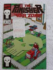 The Punisher: War Zone #13 (Mar 1993, Marvel) Vol #1 Vf+