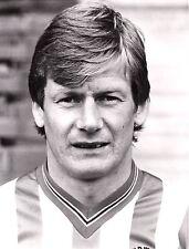 Original Press photo Sheffield United Ken McNaught 6.8.1985