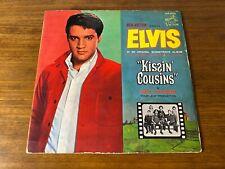 ELVIS PRESLEY ~ KISSIN COUSINS ~ ORIGINAL JAPAN PRESSING LP