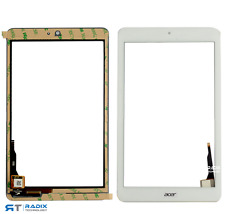 ACER Iconia One B1-850 Mediatek MT8163 Touch Screen Digitizer sostituzione parte