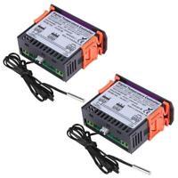 STC-3000 110V-220V Touch Digital Temperature Controller Thermostat w/Sensor TN2F