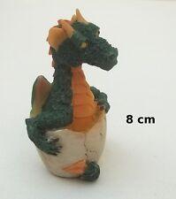 dragon qui sort de l'oeuf,collection,décoration,animal sauvage,naissance G33