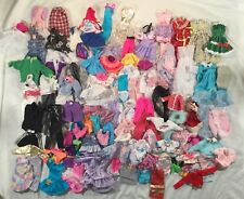 Huge lot of 170+ pcs 80s and 90s vintage Barbie clothing and accessories